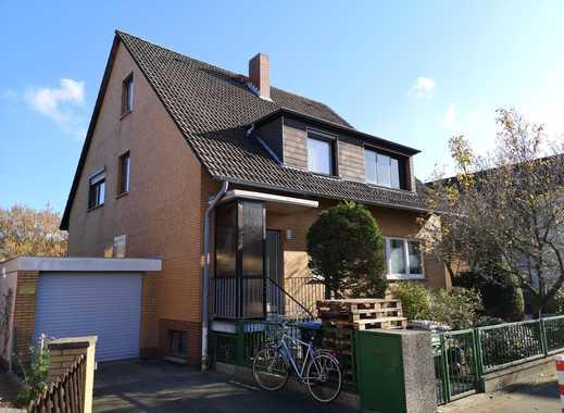 HANNOVER GROSS-BUCHHOLZ - Attraktives Zweifamilienhaus in bevorzugter Lage