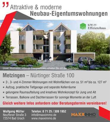 Wohnung Metzingen