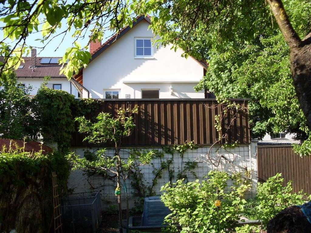3 ZKB sanierter Altbau mit großem Balkon in Donauwörth-Zentrum Nähe Bahnhof/Airbus