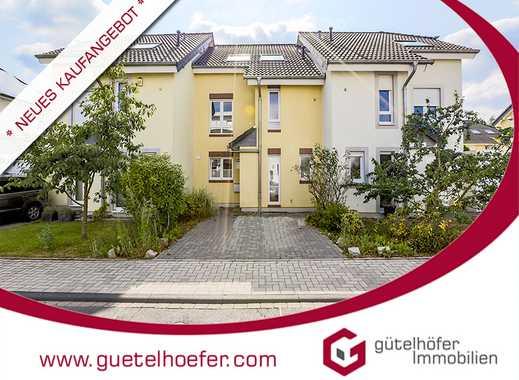 Bonn-Ippendorf: Modernes und sofort bezugsfreies Reihenmittelhaus auf Erbpachtgrund mit Einbauküche