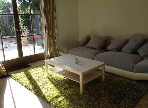 2-Wohnung mit kleinem Garten