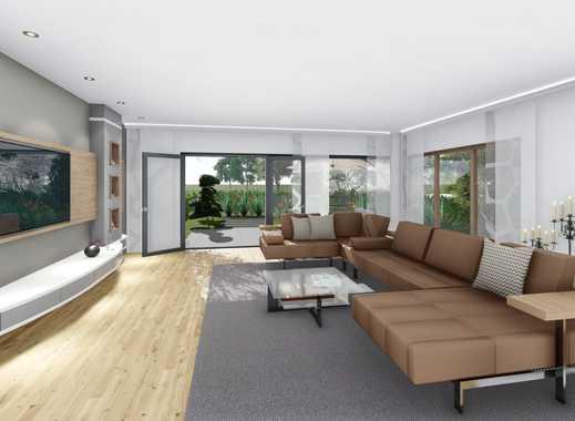 Neubau Doppelhaushälfte mit freiem Blick in die Natur & moderner Ausstattung