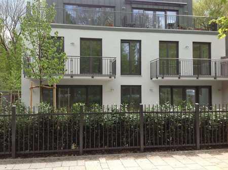 Exklusive 4 Zimmer Wohnung in absoluter Bestlage am Englischen Garten in Schwabing (München)