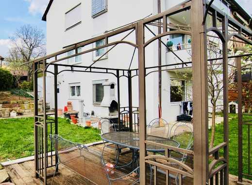 i-mobilien.de: tolle Kapitalanlage gepflegtes 4 Fam.haus mit 4 Ar Garten
