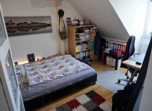 Wunderschönes Zimmer in 100m²-Wohnung mit Garten in Top-Lage