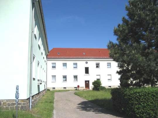 Kleine gemütliche Wohnung am Ortsrand von Neukieritzsch