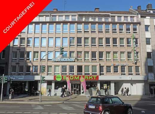 UNTERVERMIETUNG – Modernes Büro Am Wehrhahn