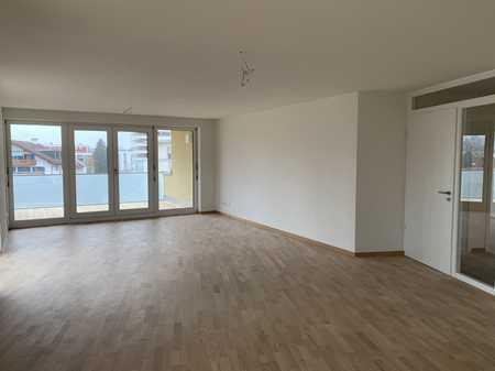 Erstbezug: 4-Zimmerwohnung mit Bergblick und TG-Stellplatz *provisionsfrei* in Füssen
