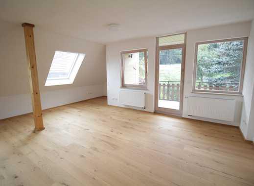 Ländliches, Idyllisches Wohnen in einem großzügigen WG.-Zimmer mit Balkon in Lonsee-Halzhausen