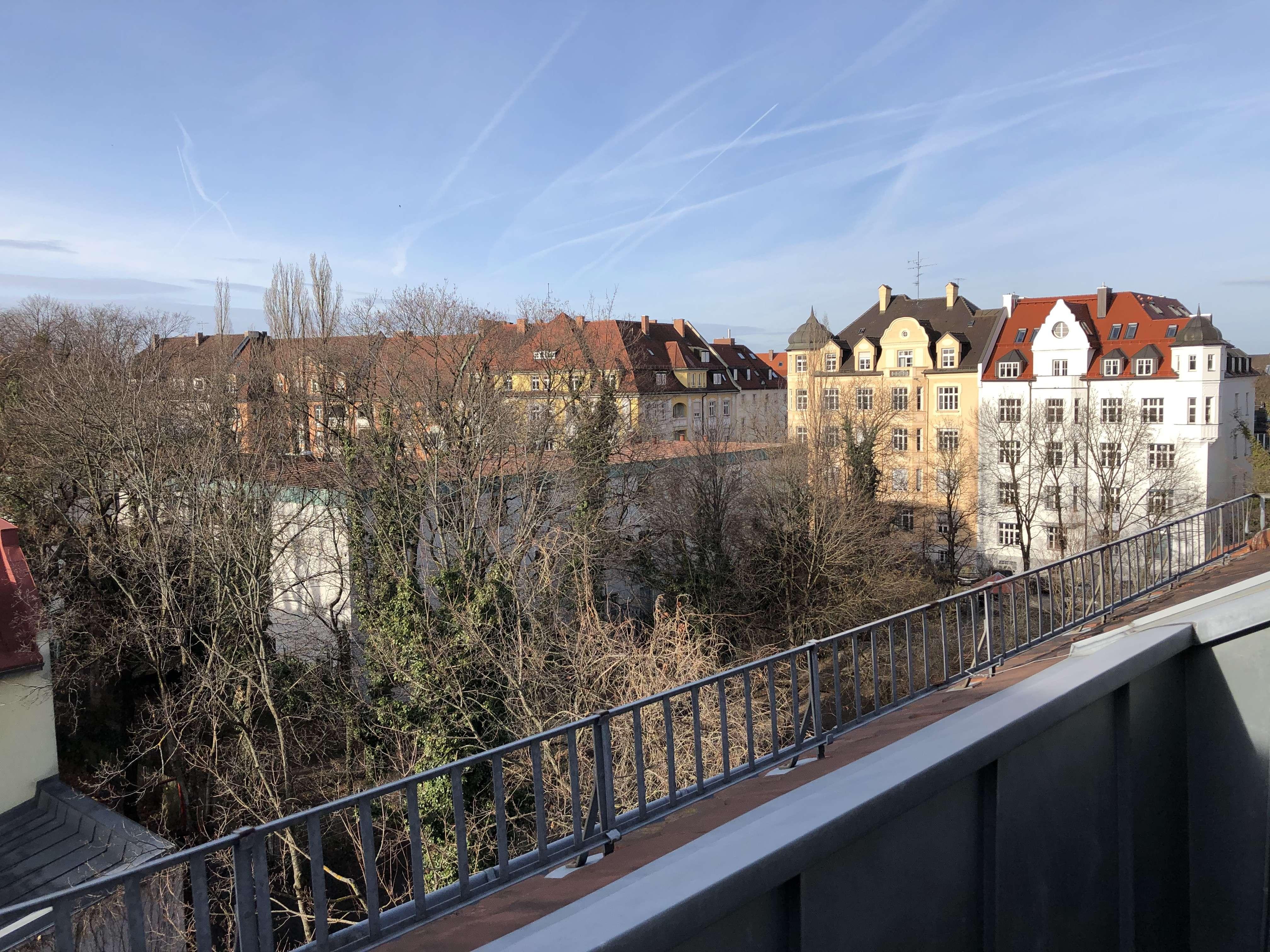 Möbliert: 2,5 Zimmer Top-Wohnung in Top-Lage Schwabing in