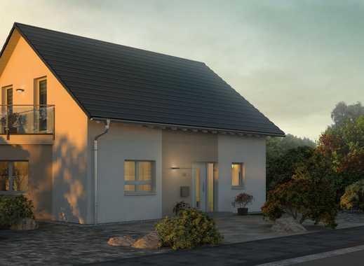 Bezauberndes Einfamilienhaus mit großem Garten und schönem Blick !