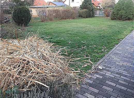 Grundbuch statt Sparbuch I Seltenes Wohnbaugrundstück für EFH in Grünau-Siedlung