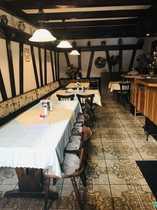 Gasträume für Restaurant Bistro oder