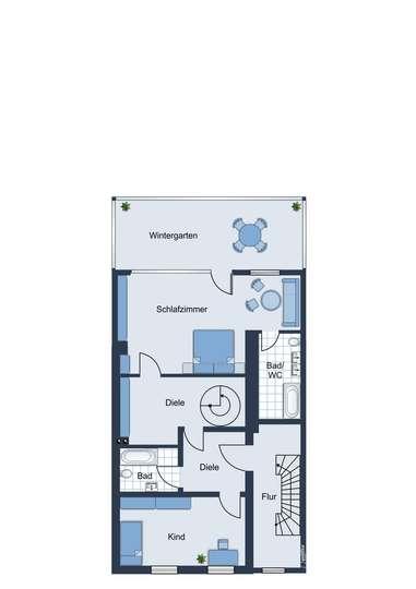 1. Obergeschoss<