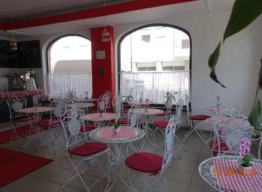 Café-Bistro im Studentenappartement-Haus
