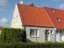 Sonnige Haushälfte an der Ostsee