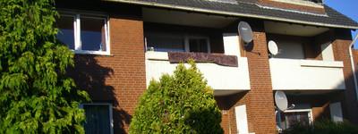 Dachgeschoss-Whg., mit schönem Ausblick in guter Wohnlage  in Rahden