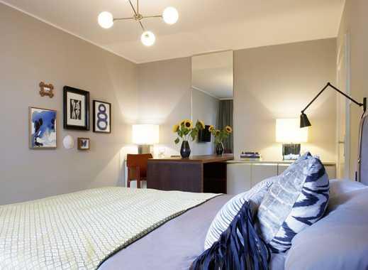 Elegant möbliertes Gästehaus auf Villengrundstück