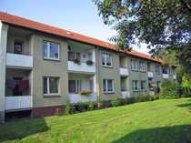 Helle freundliche Rentnerwohnung mit Balkon