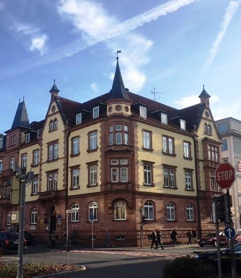 Die Friedrichstraße 15