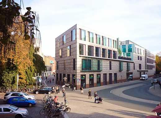 Eine außergewöhnliche Immobilie! 182 m²-Ladenlokal Nähe Fußgängerzonen Stubengasse und Ludgeristraße