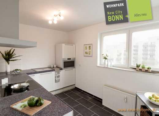 TOP sanierte Wohnung in grüner zentraler Lage - TOP !!