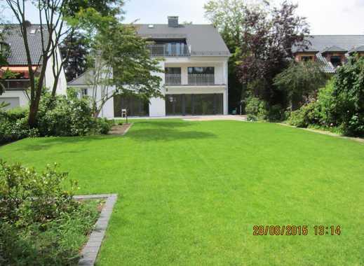 Gartenstadt Süd, Sanierte Luxus-Etagenwohnung mit grossem Garten u. sep. Hauseingang
