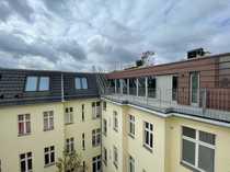 Penthousewohnung mit Aufachterrasse im Prenzlauer-Berg