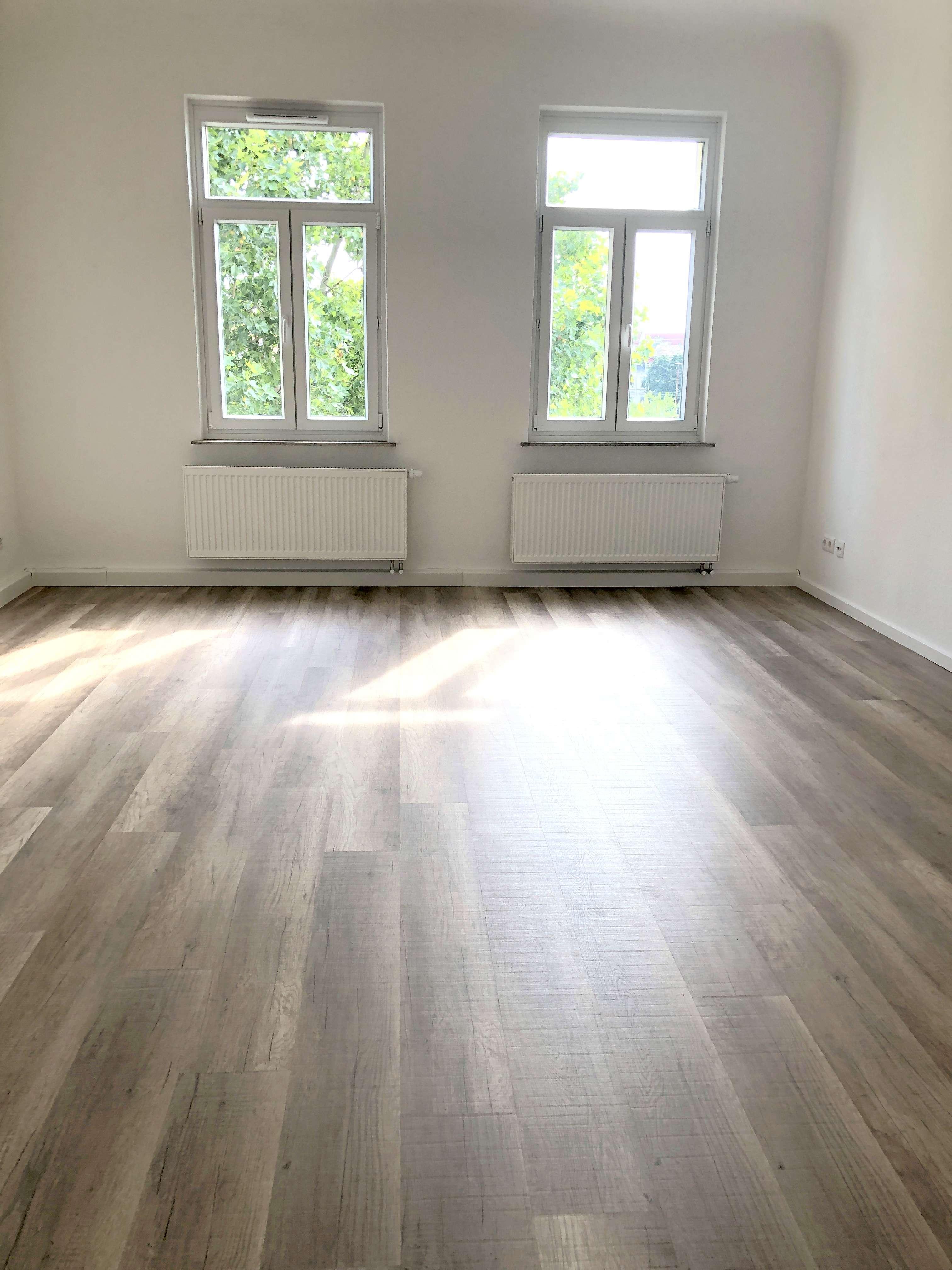 Schicke und komplett renovierte 3 Zimmer Wohnung in der Hornschuchpromenade in Stadtpark / Stadtgrenze (Fürth)