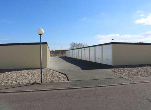 *NEU* Neubaugaragen in Halle zu vermieten nahe Kreuzung Grenzstraße