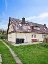 Schöne 3-Zi-Doppelhaushälfte ruhig-idyllisch in Sebnitz-Siedlung
