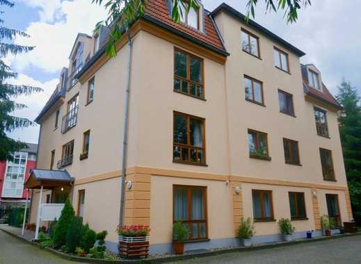 Ferienwohnung oder Kapitalanlage? - möbilierte 2-Zimmer-Wohnung im Dresdner Norden