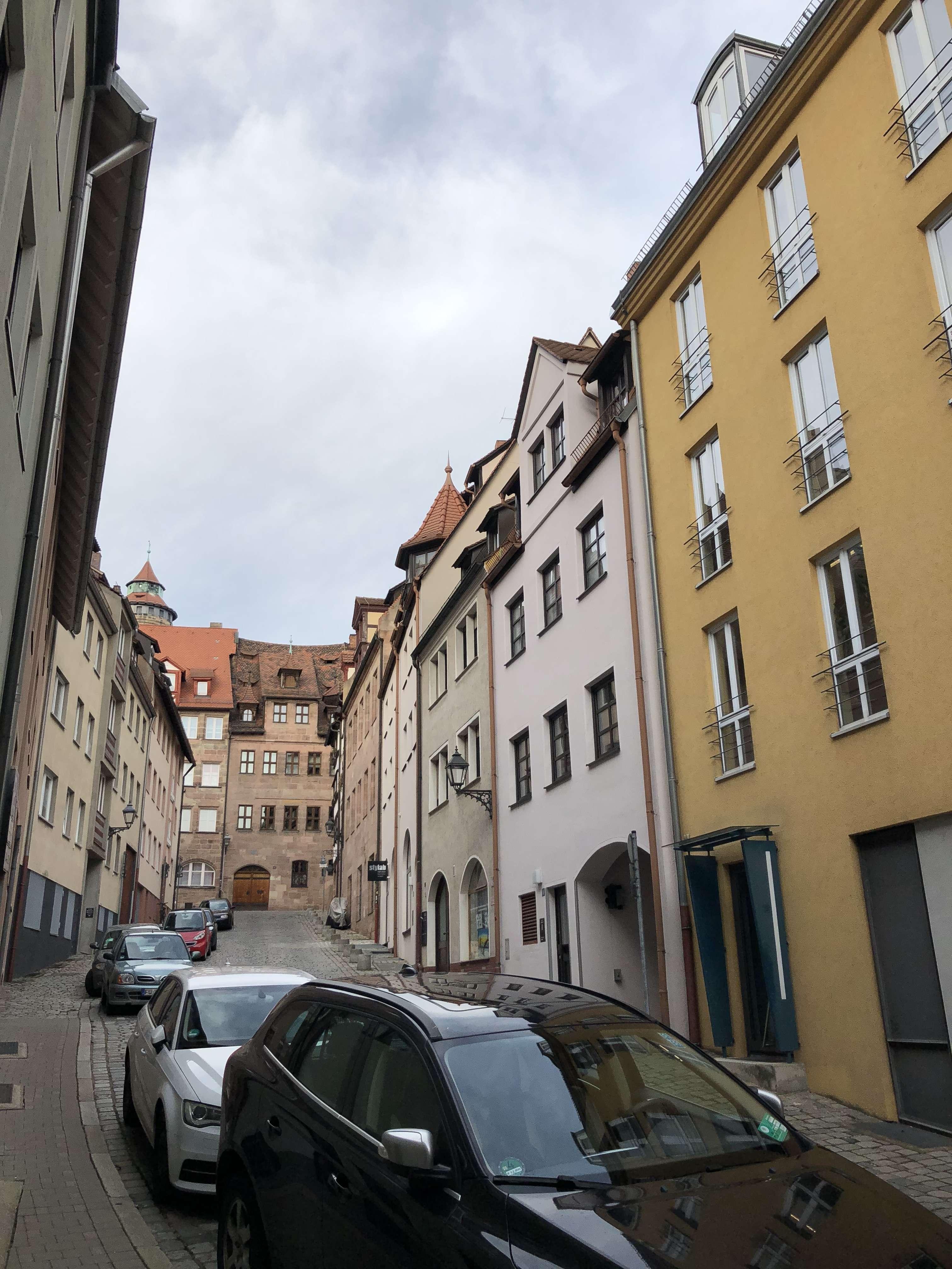 Mittendrin, Wohnen zwischen Burg und Hauptmarkt. in Altstadt, St. Sebald (Nürnberg)