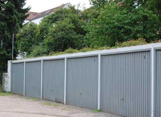 PKW-Garage in Saarbrücken-Burbach zu vermieten