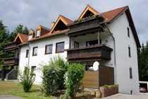 Gepflegte 4-ZKB-Wohnung mit Garage in