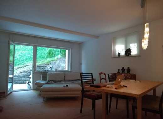 Citynahe 4-Zimmer-Terrassenwohnung in ruhiger und grüner Lage