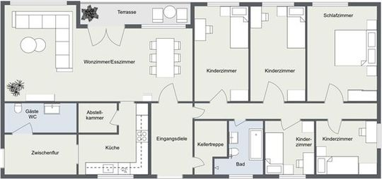 Investment wanted then you are right here for Grundriss wohnhaus