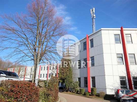 Hausansicht von Repräsentativer Bürokomplex in Essen-Kettwig! Flexibel aufteilbare Büroflächen!