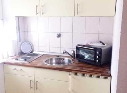 tolle voll möblierte und eingerichtete Wohnung in guter, ruhiger Wohnlage