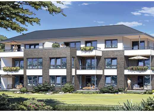 Große Penthousewohnung mit Dachterrasse