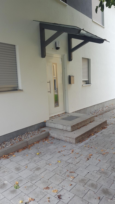 1 Zimmer-Einliegerwohnung im Einfamilienhaus mit separaten Eingang - H2F in Augsburg-Innenstadt