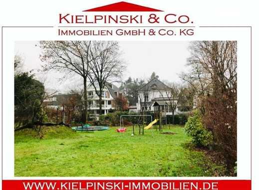 Ruhiges Baugrundstück unweit vom Jenischpark - ideal für ein 3-5-Familien-Haus