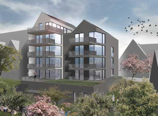 Neubau Penthousewohnung im Zentrum von Dornstetten zu verkaufen!