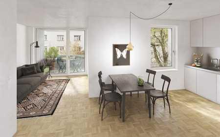 Schöne 2 Zimmer Wohnung in Bogenhausen *Erstbezug* in Bogenhausen (München)
