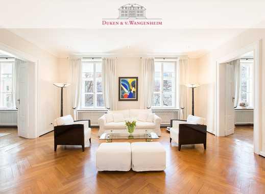 Traumhafte 4-Zimmer-Altbauwohnung zwischen Hofgarten und Pinakotheken
