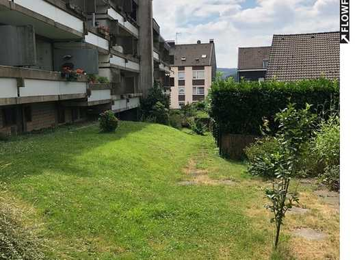 Ein Zimmer Wohnung mit Balkon in Wuppertal Langerfeld