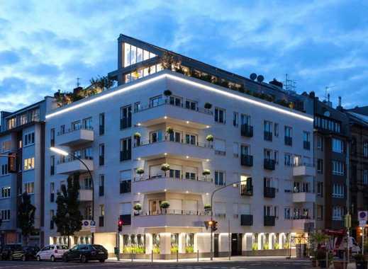 Df-Zentrum, elegante, komplt. möbl.  Atrium-Whg, 3 Schlafzimmer, 237qm
