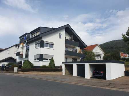 Sanierte 3-Raum-Wohnung mit Terrasse und Gartenbenutzung in Bürgstadt in Bürgstadt