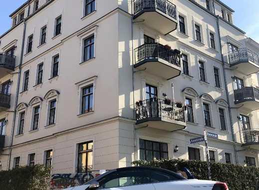 LEIPZIG-GOHLIS * DG-TRAUM, ZENTRUMSNAH, TOLLE LAGE, SCHICKE AUSSTATTUNG - Parkett, Loggia, Balkon...