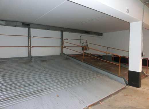 Duplex-Garage in Schwabing, Nähe Münchner Freiheit, zu vermieten
